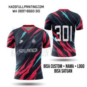 jasa pembuatan jersey futsal printing
