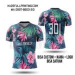 Jasa Pembuatan Jersey Printing WA 0897 8660 310