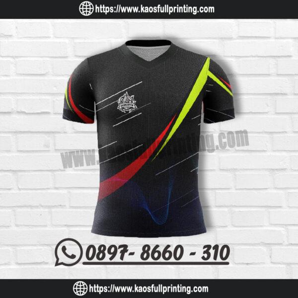 Jersey Badminton Bandung
