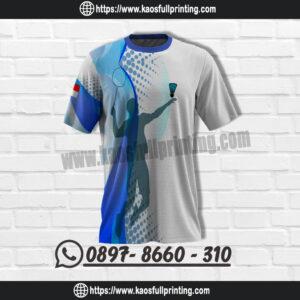 Jersey Badminton Polos