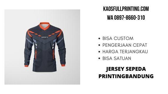 Bikin Jersey Sepeda Satuan Bandung WA 0897-8660-310