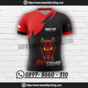 Custom Jersey Esport Bandung